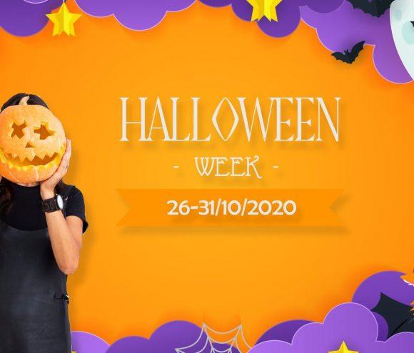 Tuần lễ Halloween UK English 2020